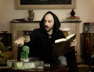 Kickstarter campaign video